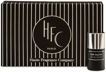 HFC Paris Travel Set Noir